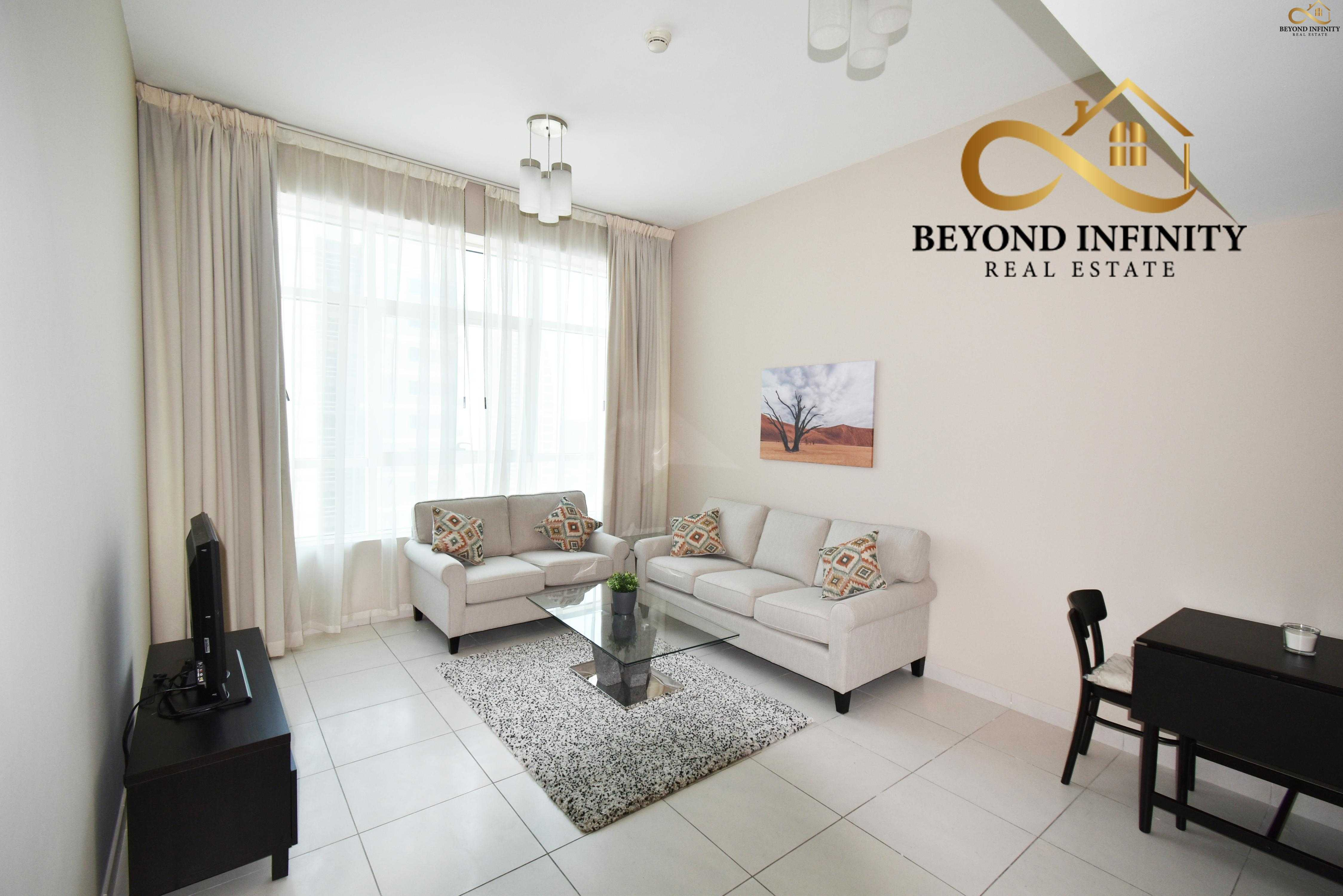 Lake View |  Furnished 2 BR Apt | High floor