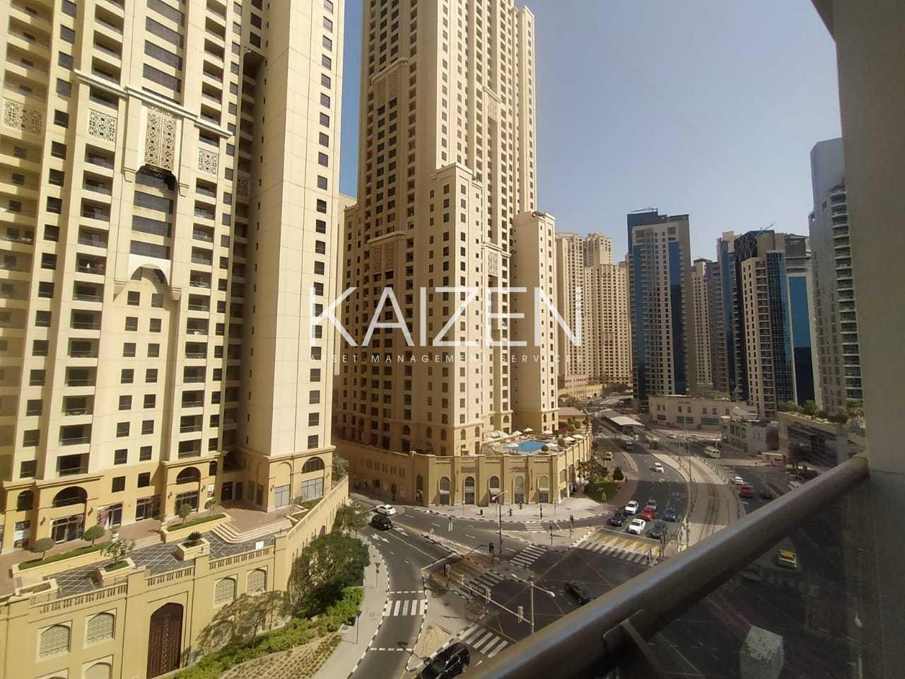 Marina View | Balcony | Semi Equipped
