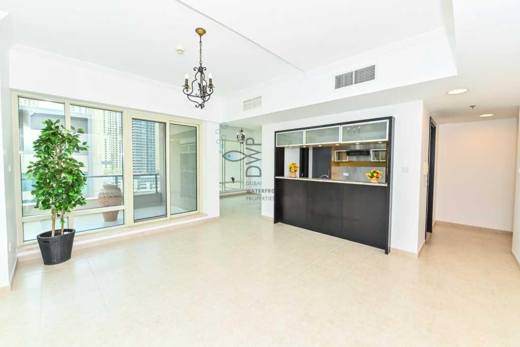 Genuine Listing ! Full Marina View | Large 2BR Apartment