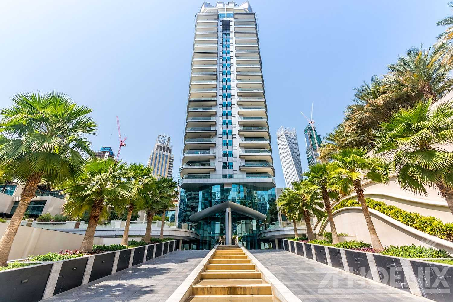 BREATHTAKING VIEW OF MARINA| 3 BR | FULLY FURNISHED