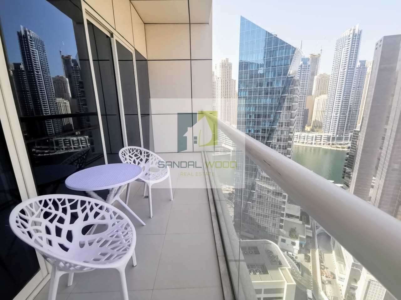 Amazingly Upgraded 1 Bedroom / fully  luxury furnished  Sea view