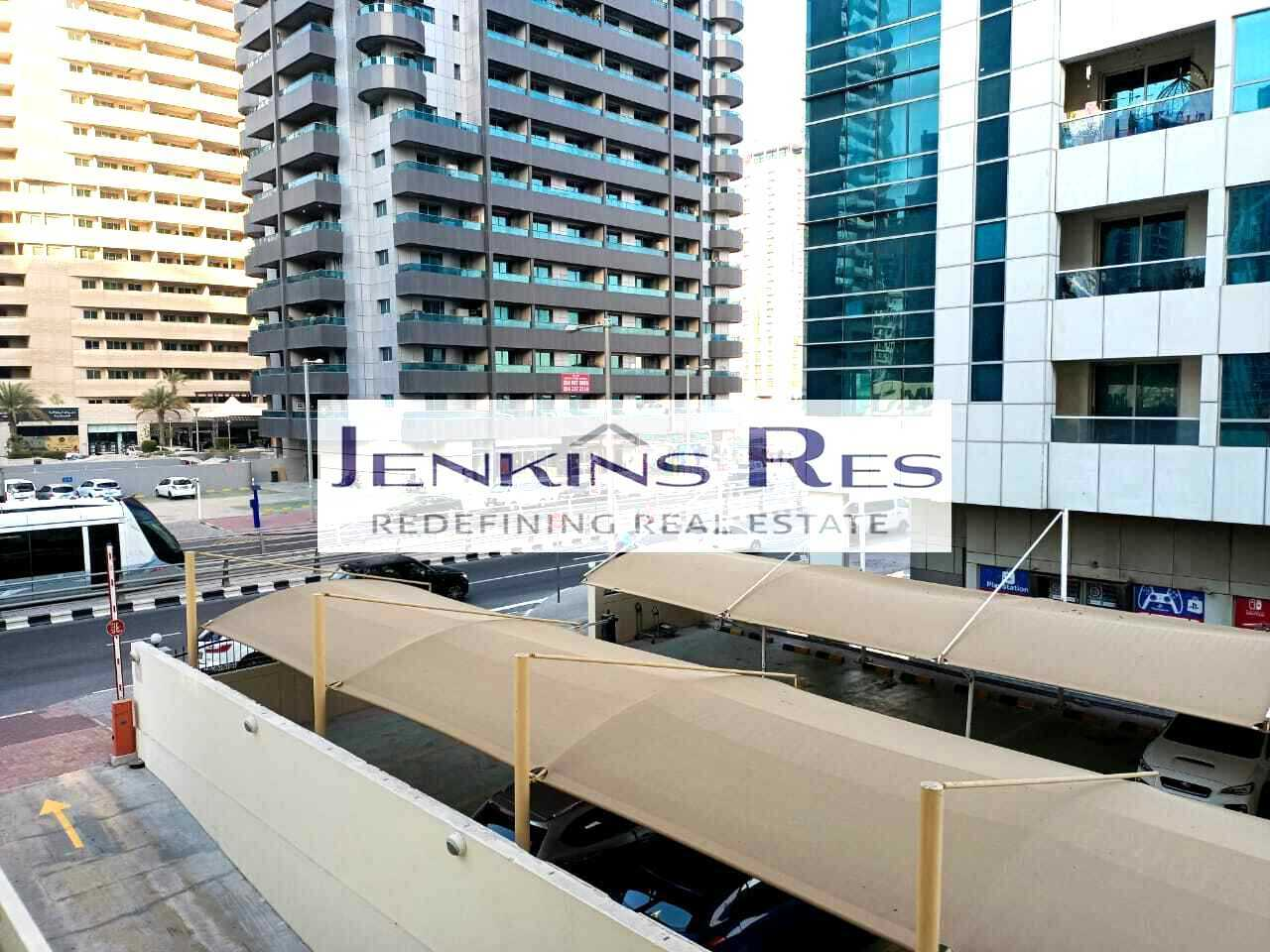 Spacious 2 Beds in Marina  with Amazing View