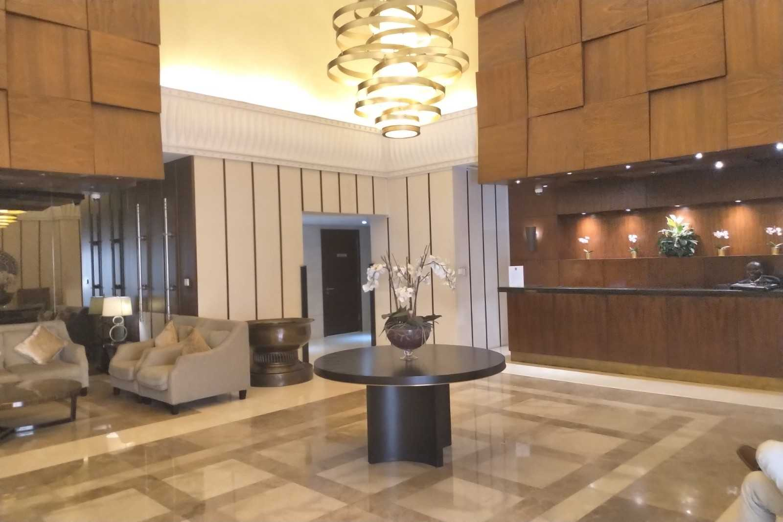 Spacious 2-bedroom apartment for rent in the sought-after Marina Tower, Dubai Marina