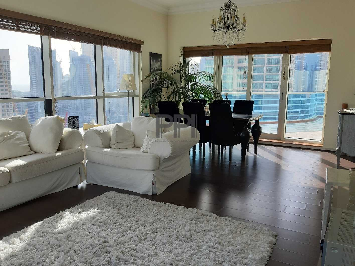 Luxurious Fully Furnished with beautiful marina view