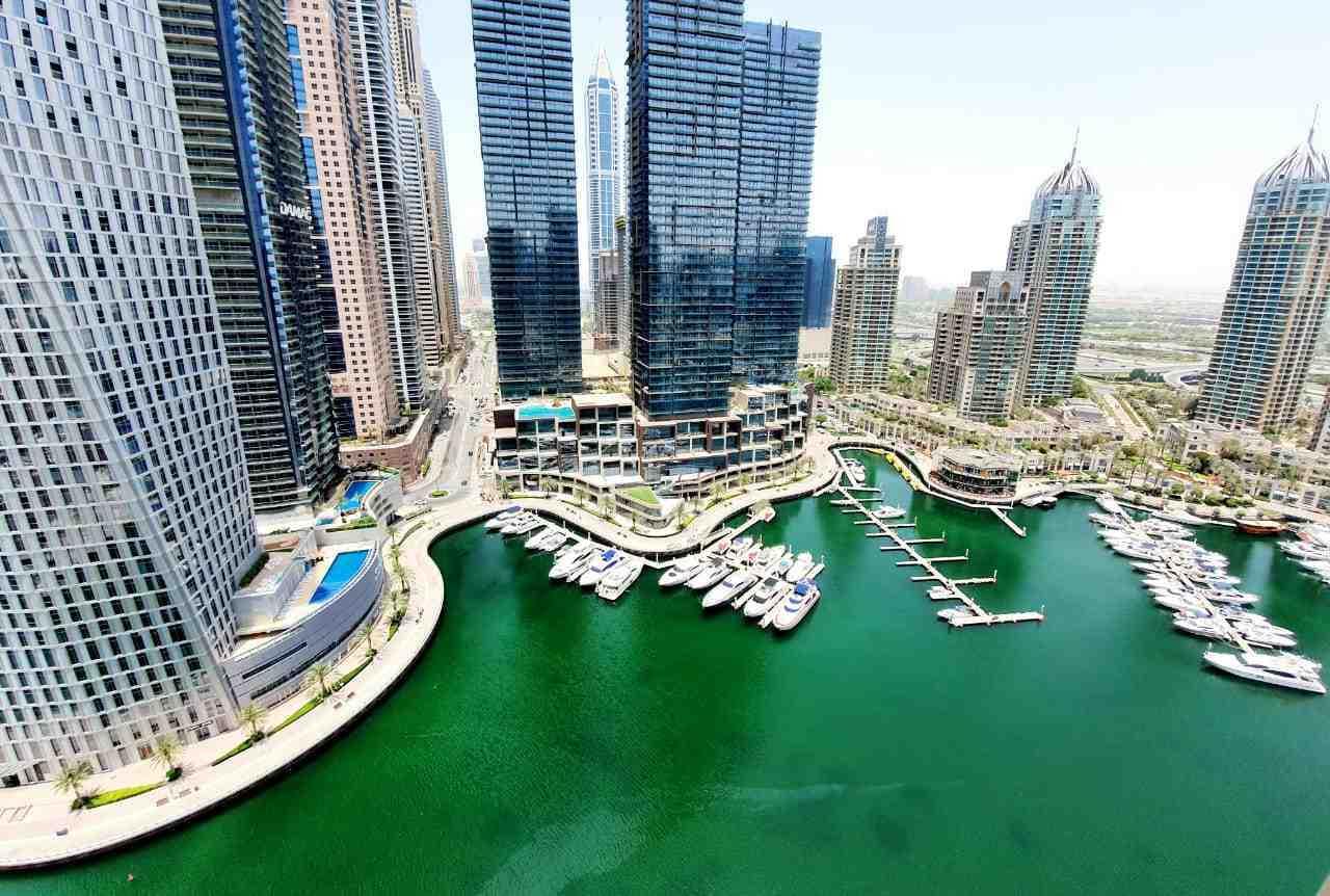 """Full Marina View | Upgraded | Furnished"""