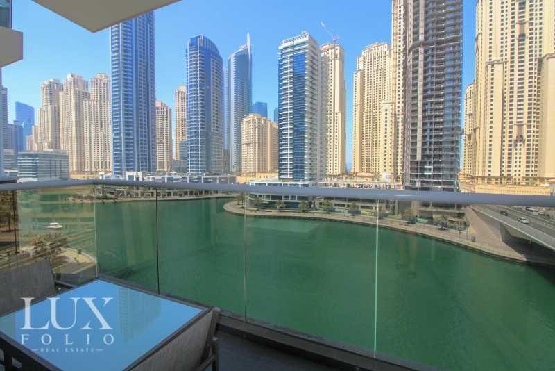 Full Marina View | Fully Furnished | GOOD  ROI