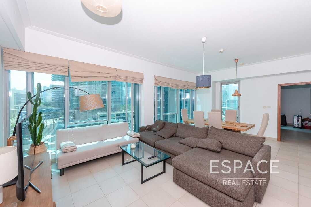 Luxury Furniture | Vacant | Marina View