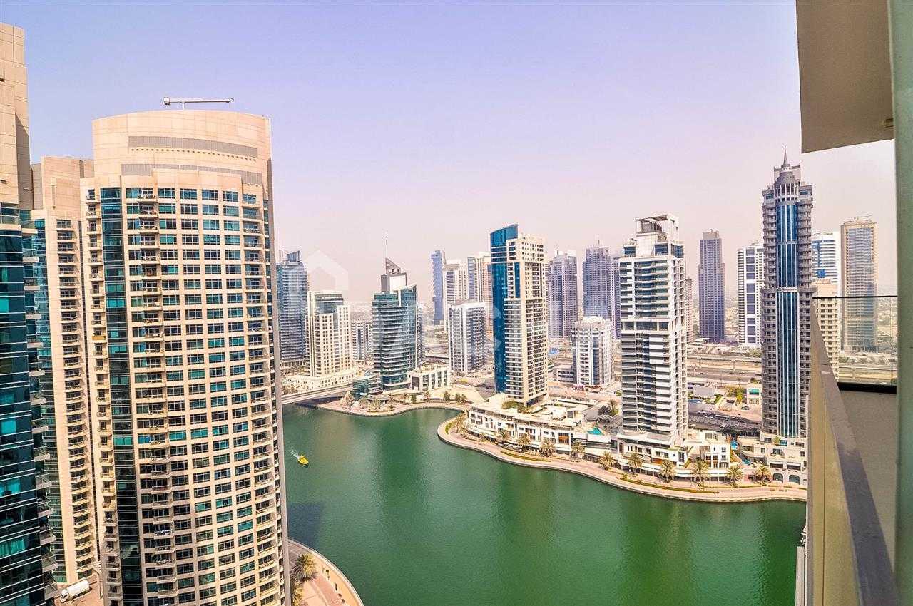 Sea & Marina Views / 2 Balconies / Modern