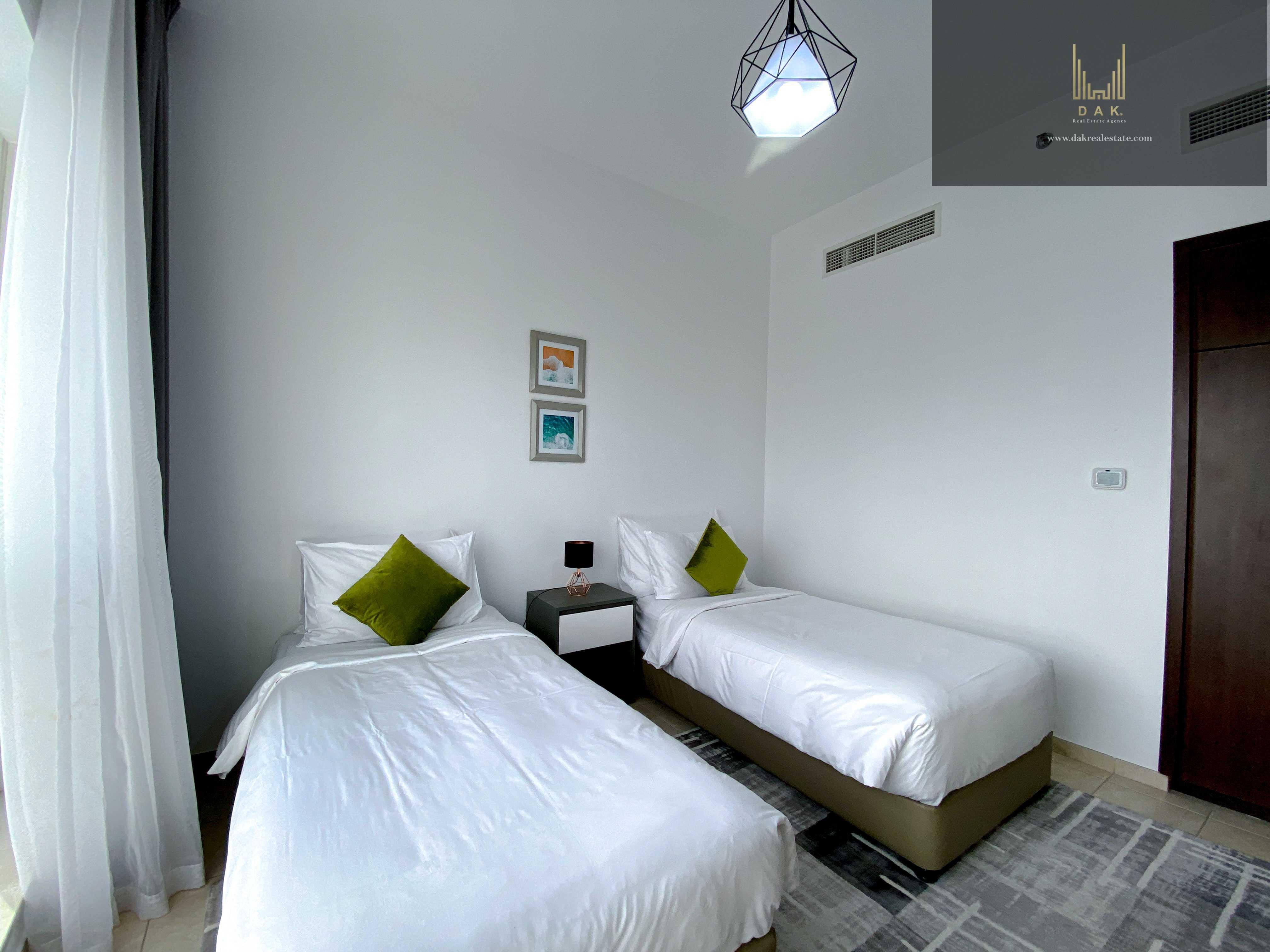 Extravagant 3 Bedroom furnished