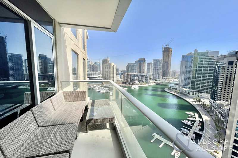 Furnished | Marina View | 1 Bed