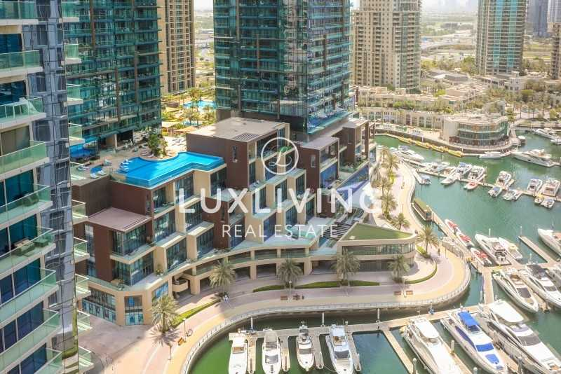 High Floor | Marina View | Vacant| Big Layout