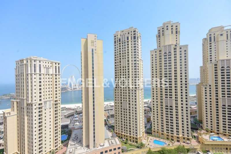 Exclusive | Penthouse Level | Sea and Marina View