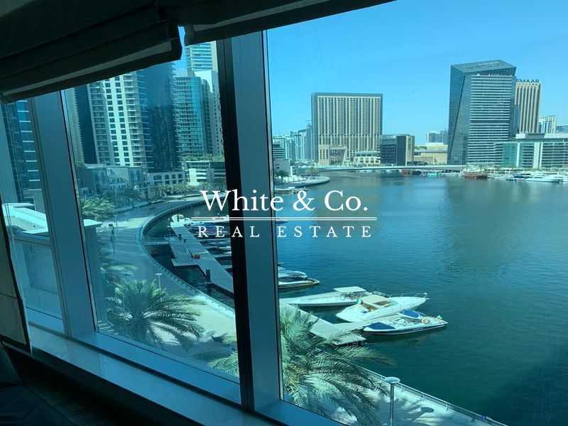 Full Marina View | Upgraded | Large Balcony