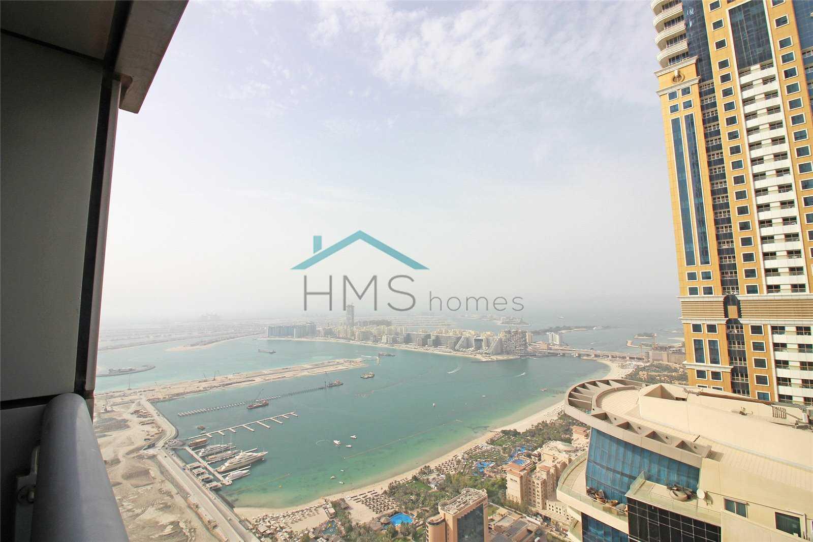 Amazing Views | 2 Bedroom | High Floor