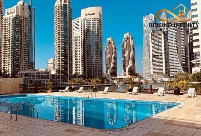 Luxury Furnished | 2BHK With Balcony | Marina View