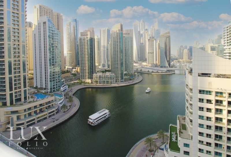 Full Marina | 3 Balcony | Furnished | Good ROI