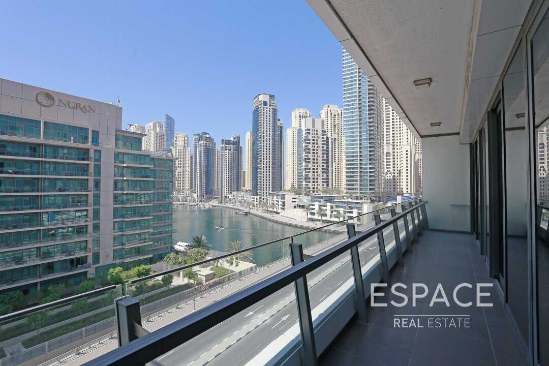 2 Bedrooms   Modern   Marina View   Available Oct
