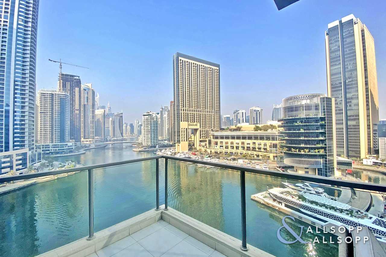 3 Beds | Full Marina Views | Chiller Free