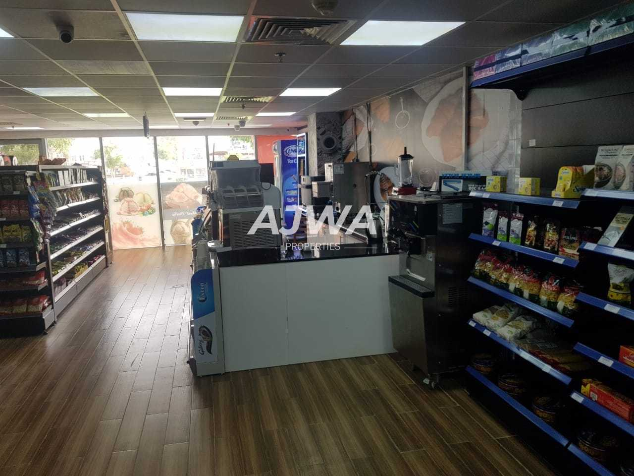 RUNNING SUPERMARKET FOR SALE AND SHOP FOR  SALE IN MARINA