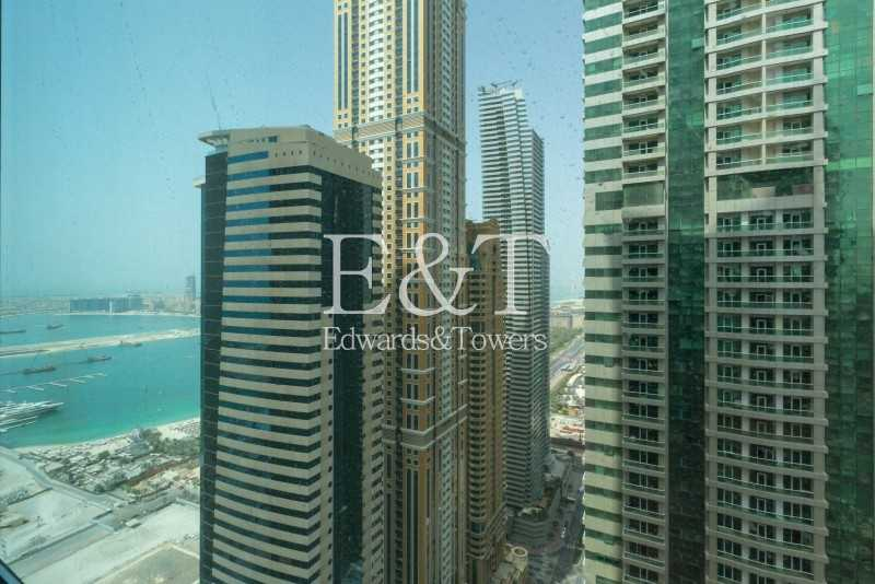 Exclusive   High Floor   Partial Sea and Golf View