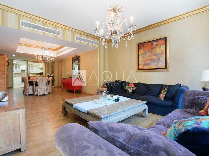 Lower Floor |  Maid's Room | Upgraded Unit