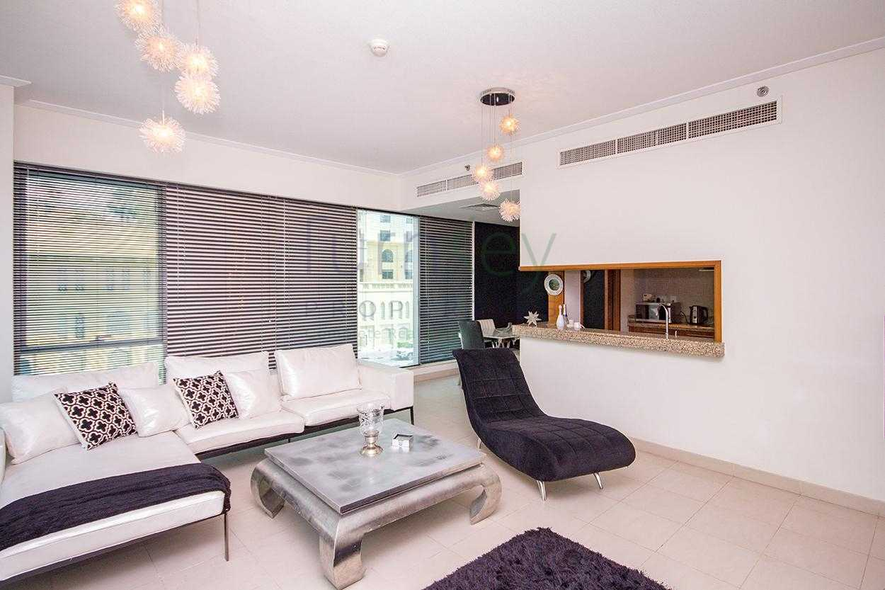 Furnished Low Floor with Terrace Free Chiller