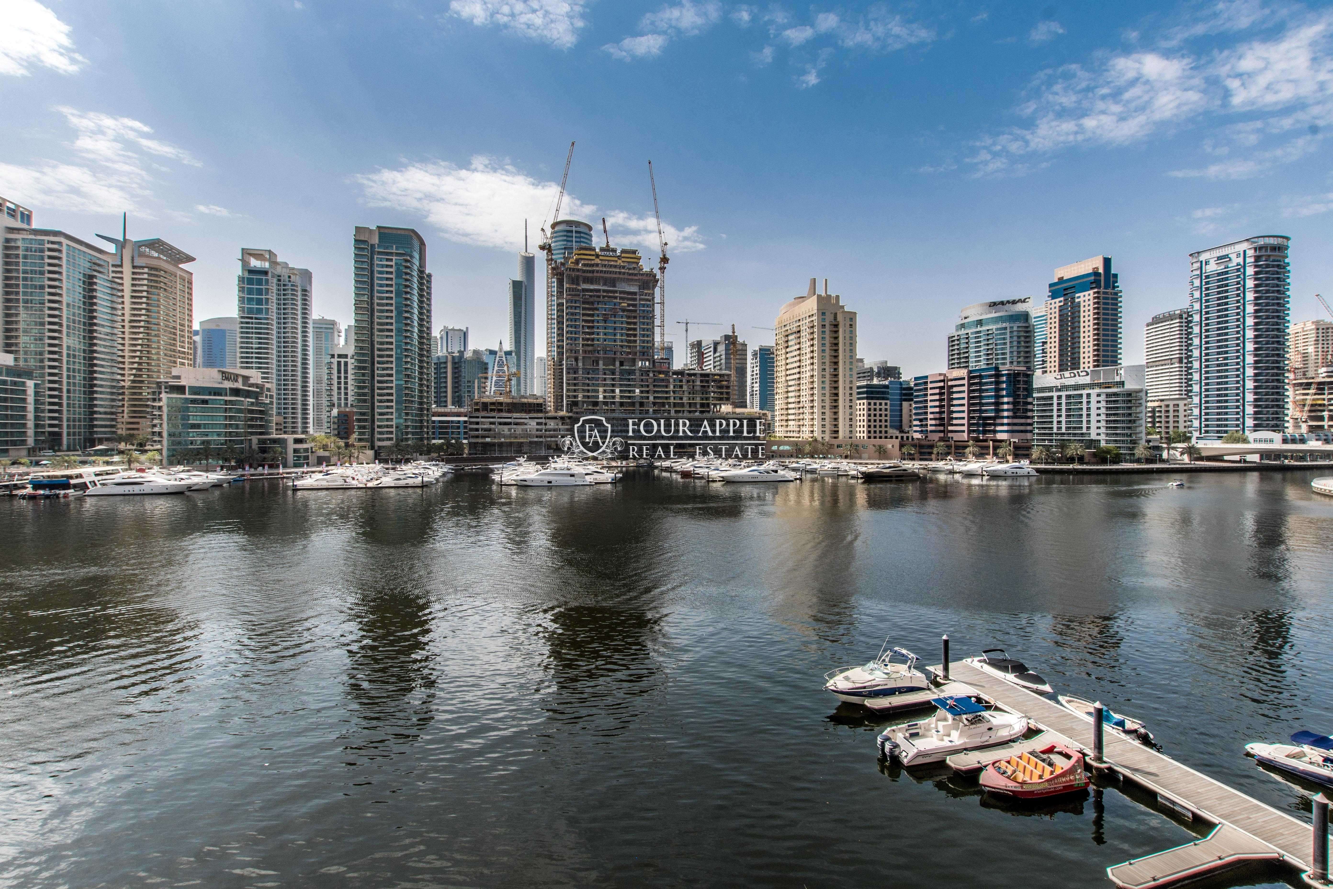 Outstanding | Breathtaking Marina Views | Podium Villa