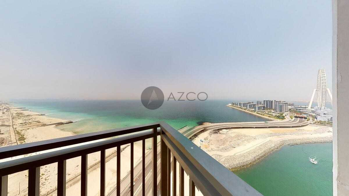 Full Sea views | High floor | Call Now