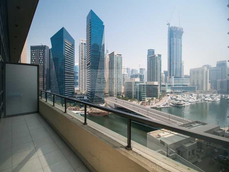 Full Marina Views   Vacant I Unique Duplex Penthouse