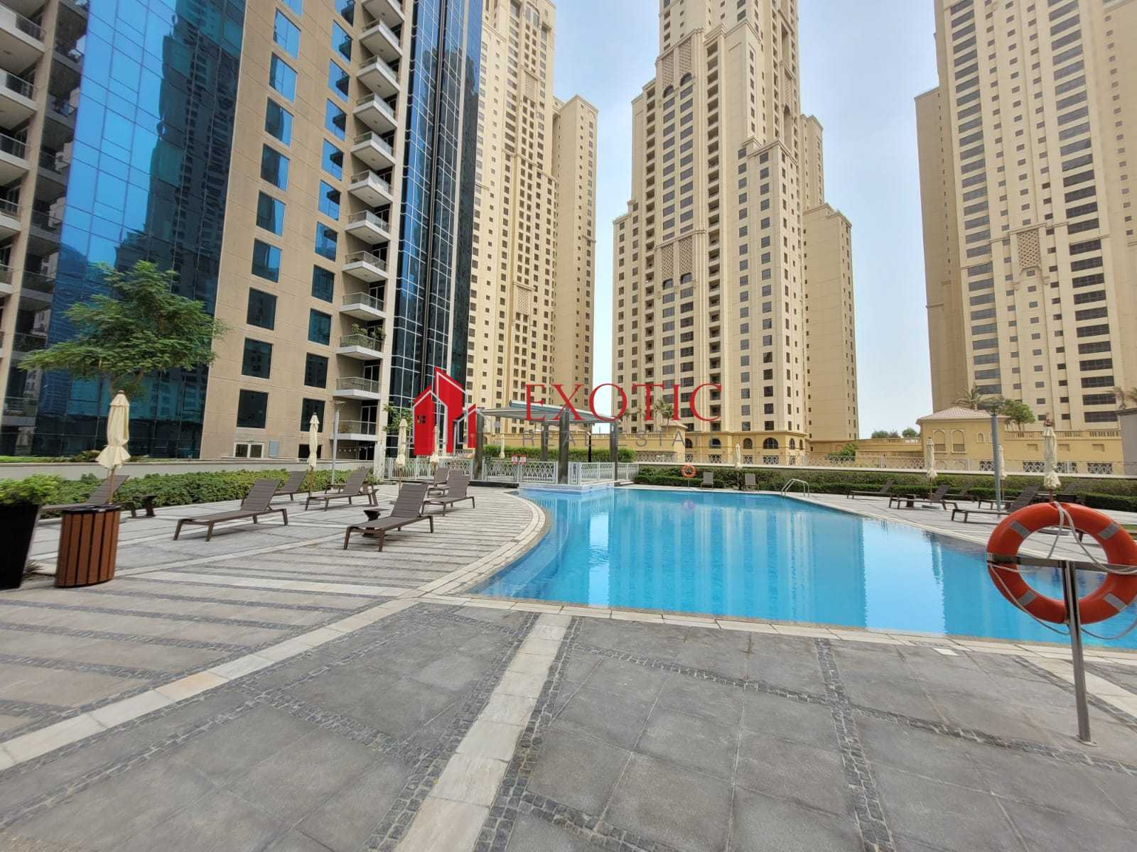 Low Floor ||| Fully Furnished || Marina