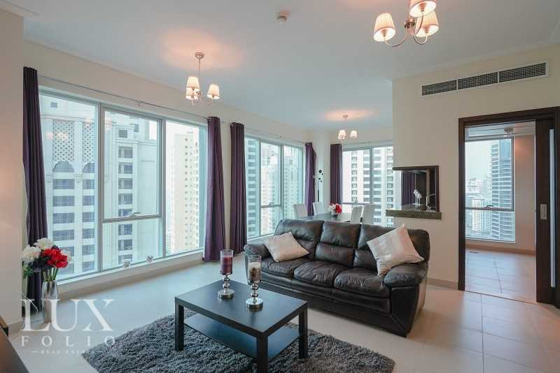 Beautifully Furnished | High Floor | Chiller Free
