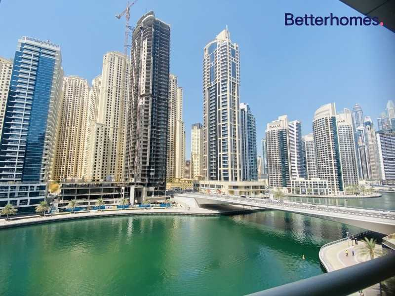 Exclusive|Full Marina View|Furnished|Rented