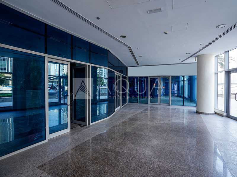 Marina View   Fitted Retail Shop   Spacious