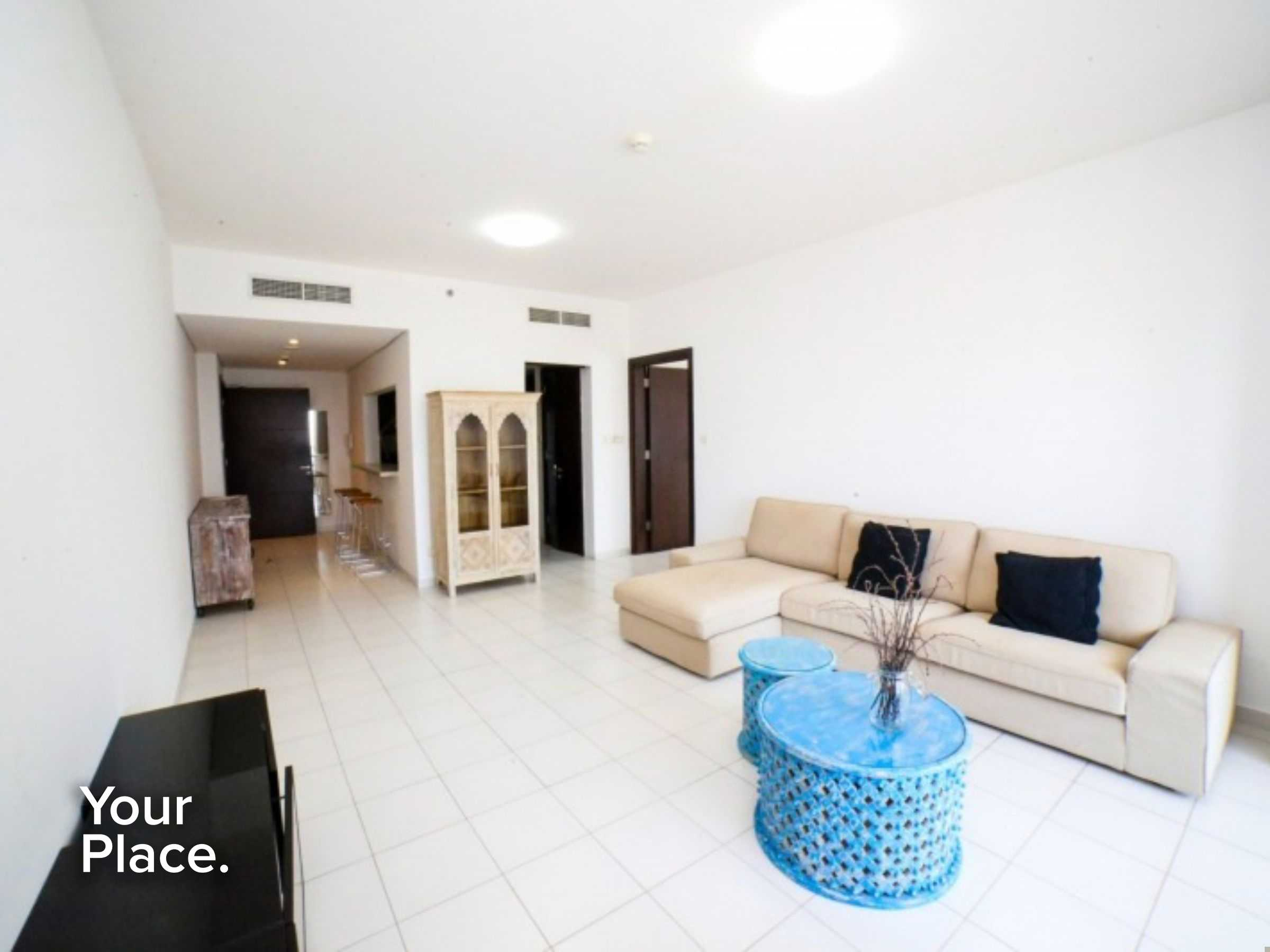High Floor   Fully Furnished   Large size