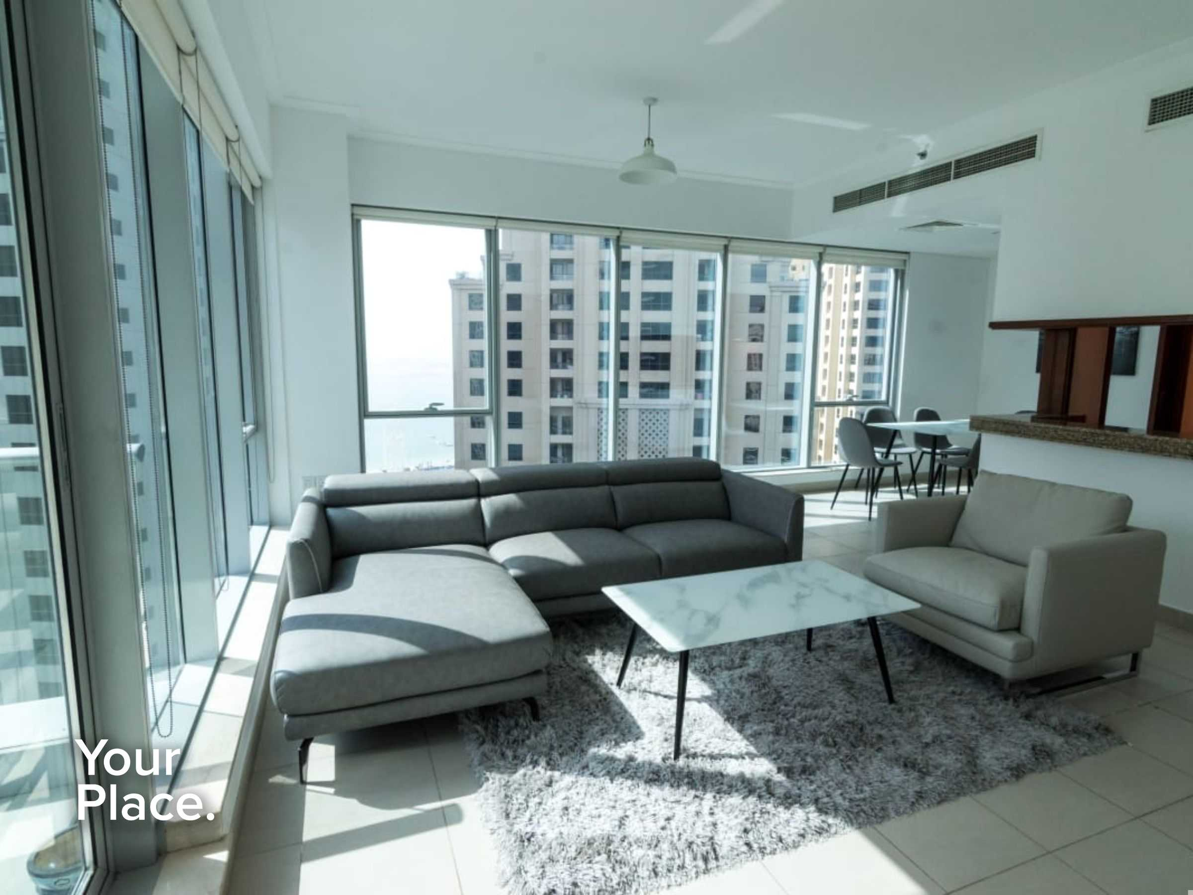 High Floor - Best Layout - Fully Furnished