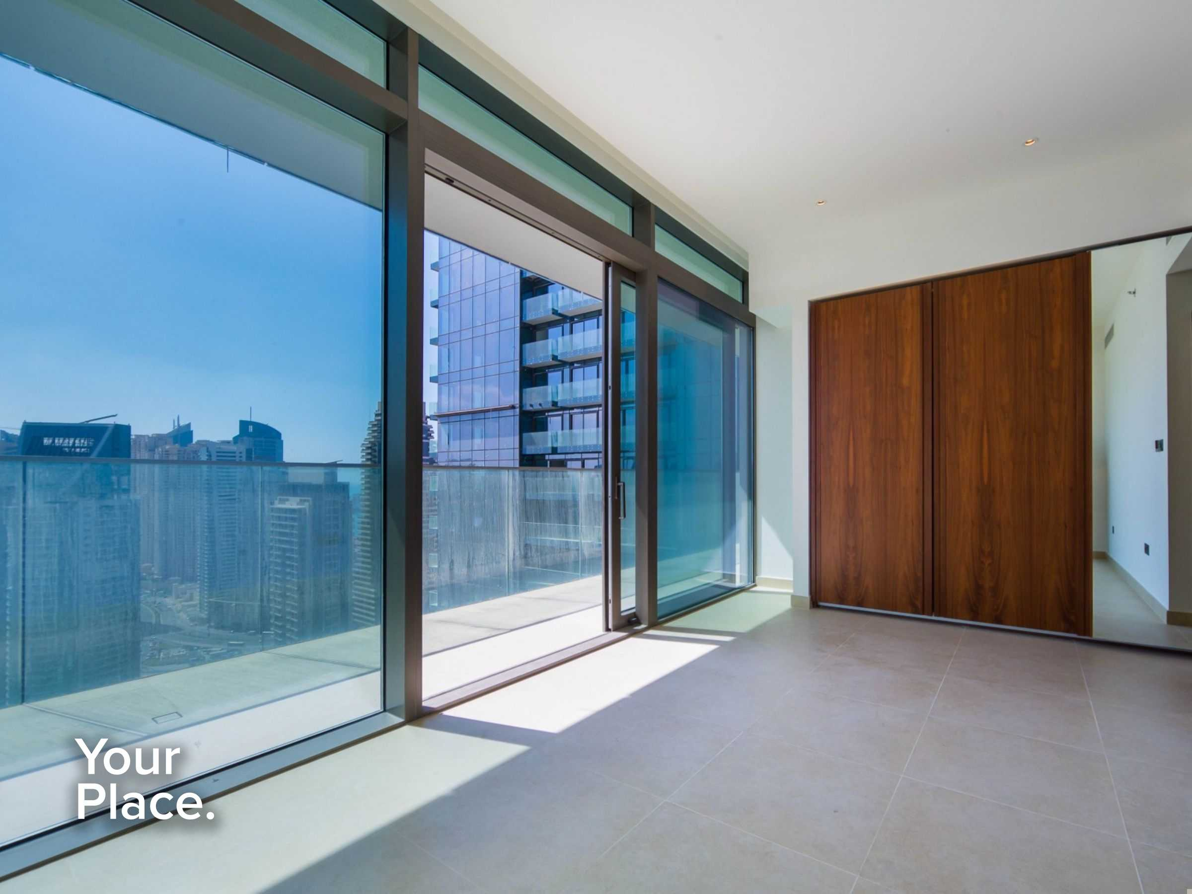 Full Marina View - High Floor - Great Investment