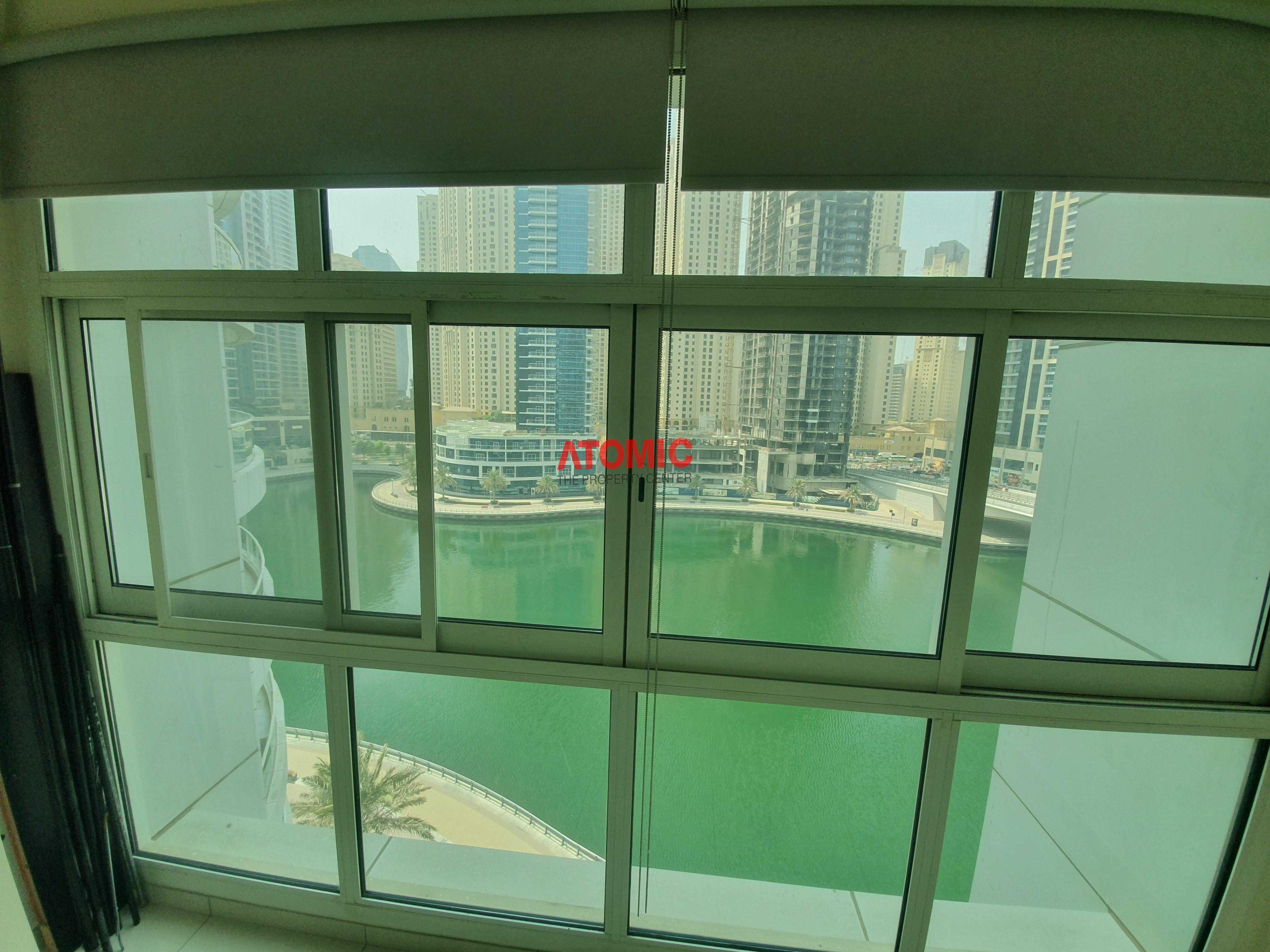 Full Marina View | Spacious and Bright 1 BR