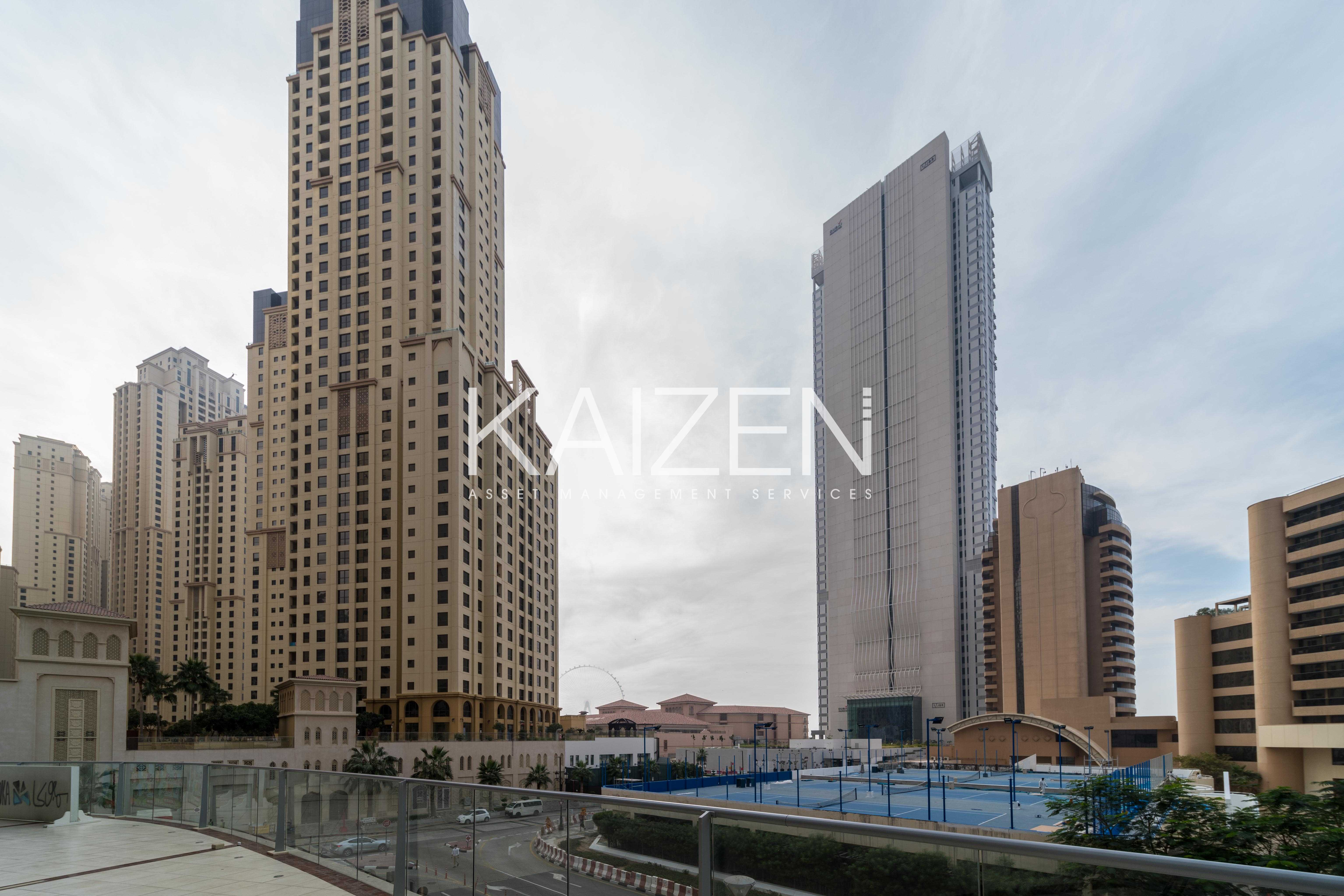 Fitted Retail Space for Rent Dubai Marina I JBR