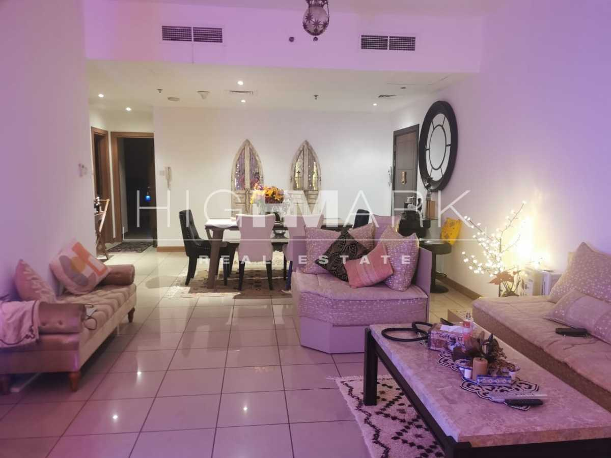Spacious   2BR with Partial Sea View   Unfurnished