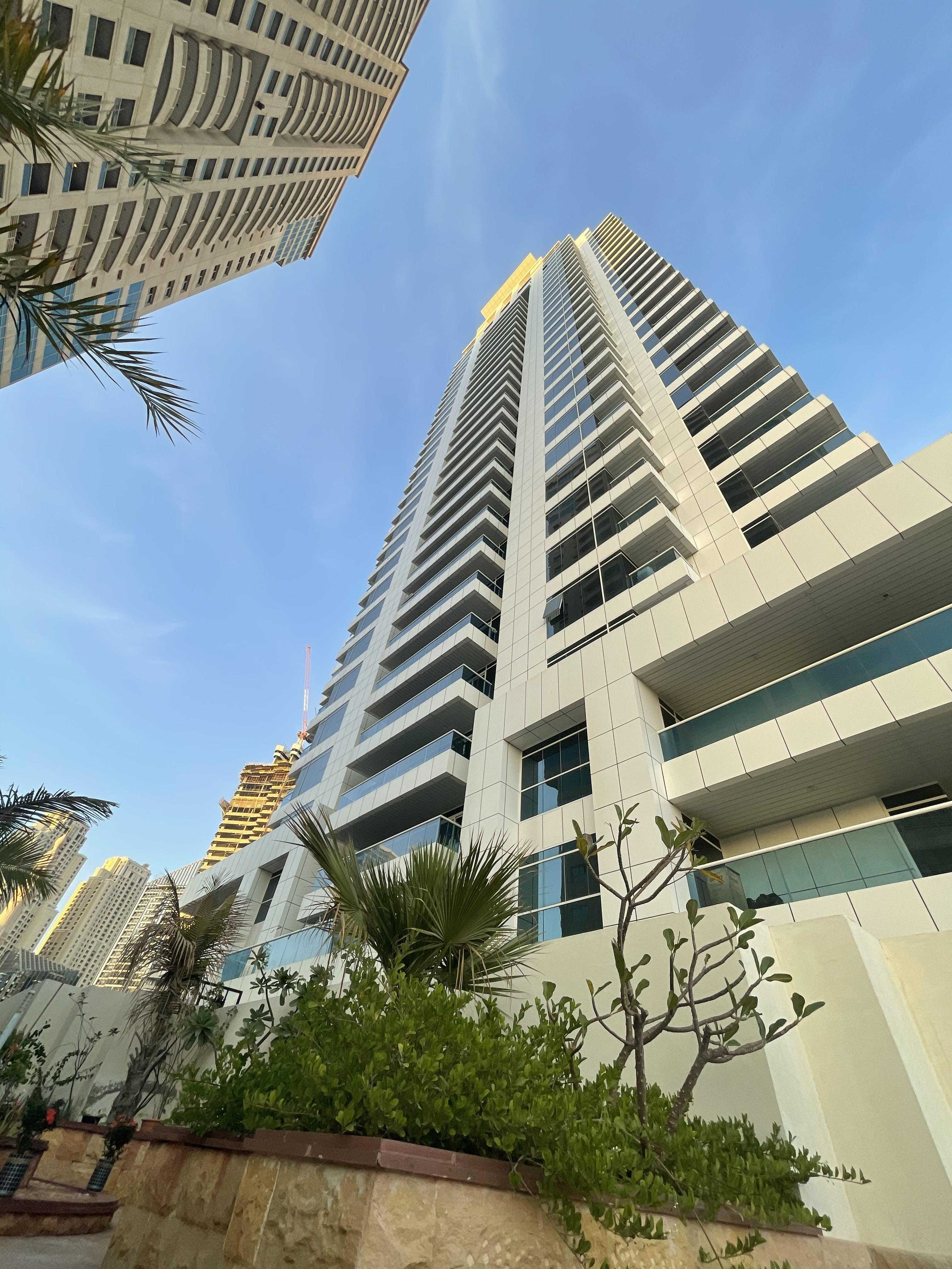Huge 2 BR+M with big Terrace Marina view