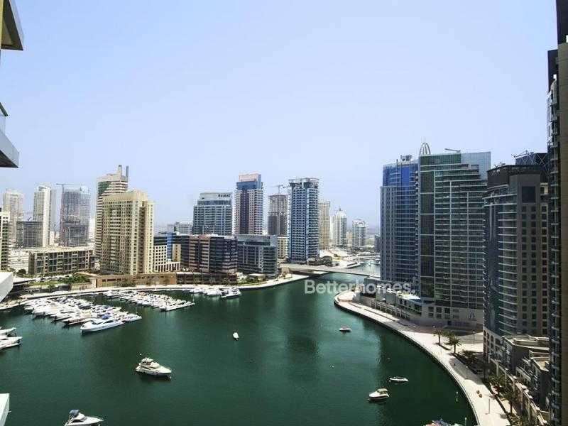 Marina View | Furnished | Paloma | High Floor