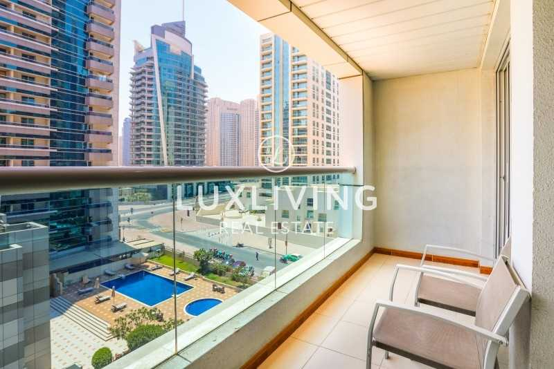Exclusive   Pool View   Fully Furnished