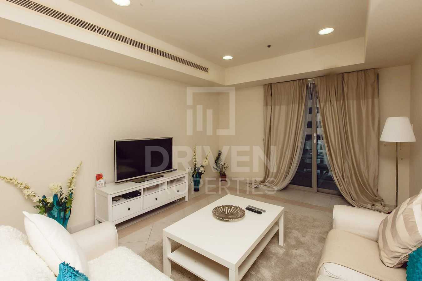 Furnished and Bright | Partial Sea Views