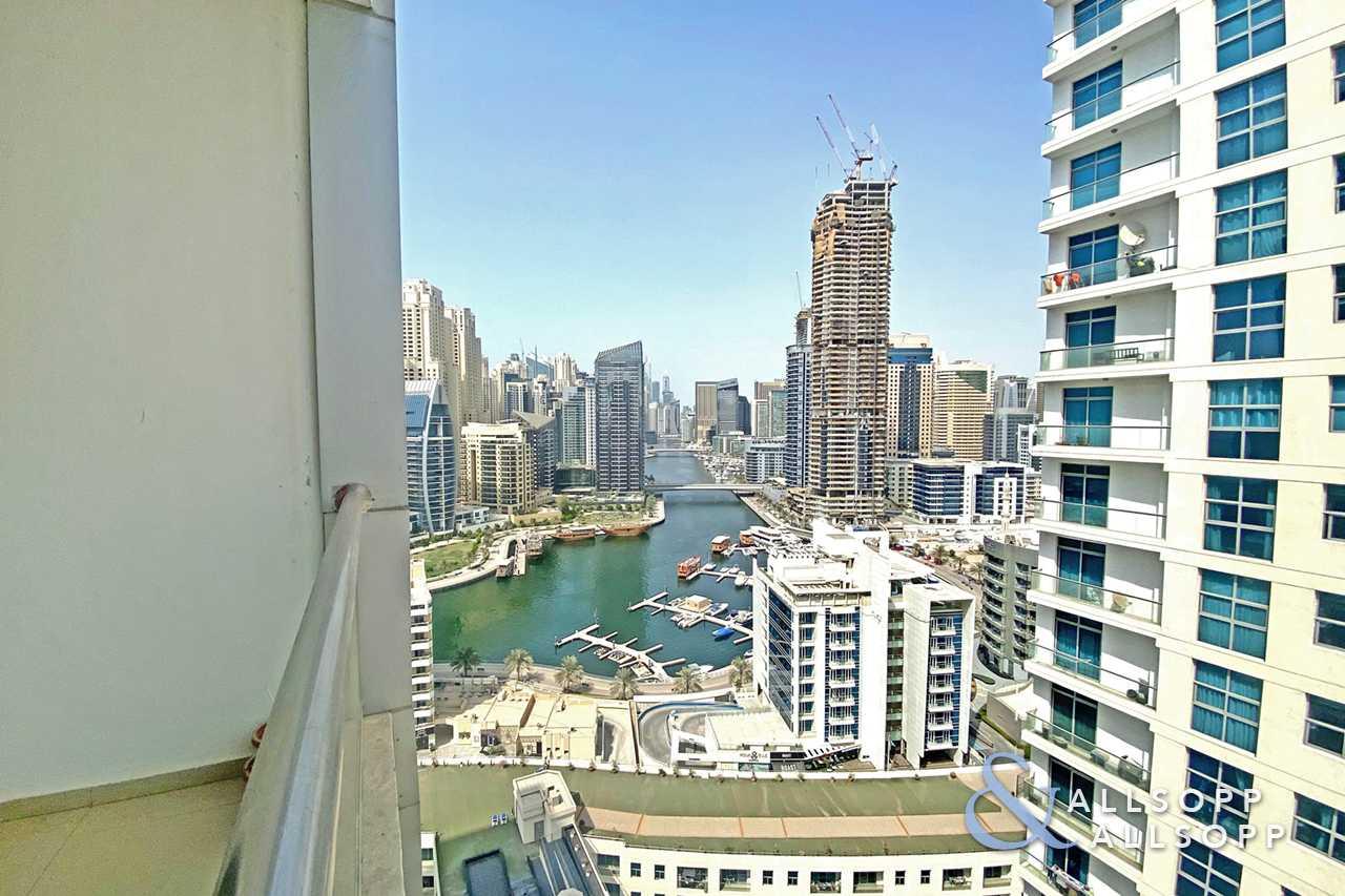 One Bedroom | Furnished | Marina Views