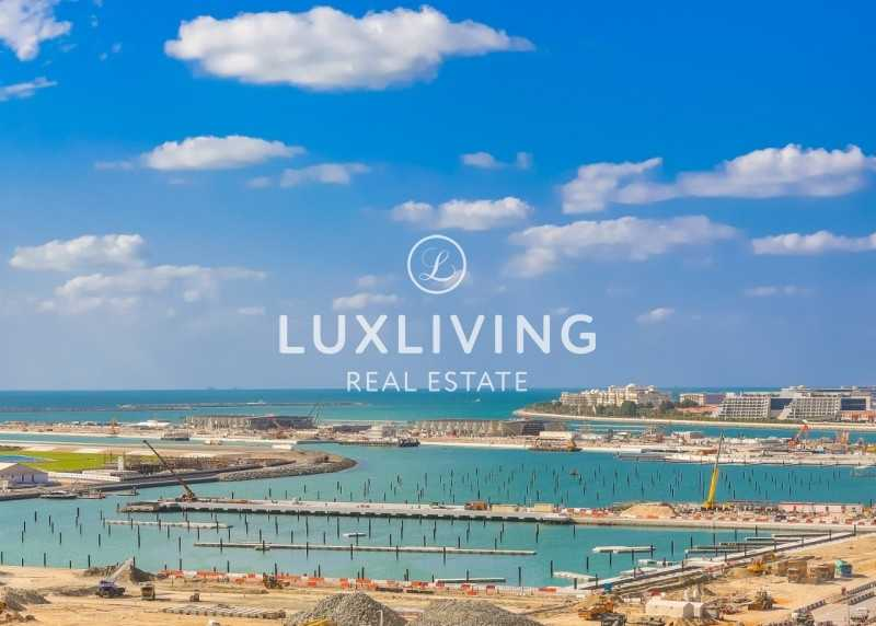 Exclusive | Full Sea View | High Floor | Vacant