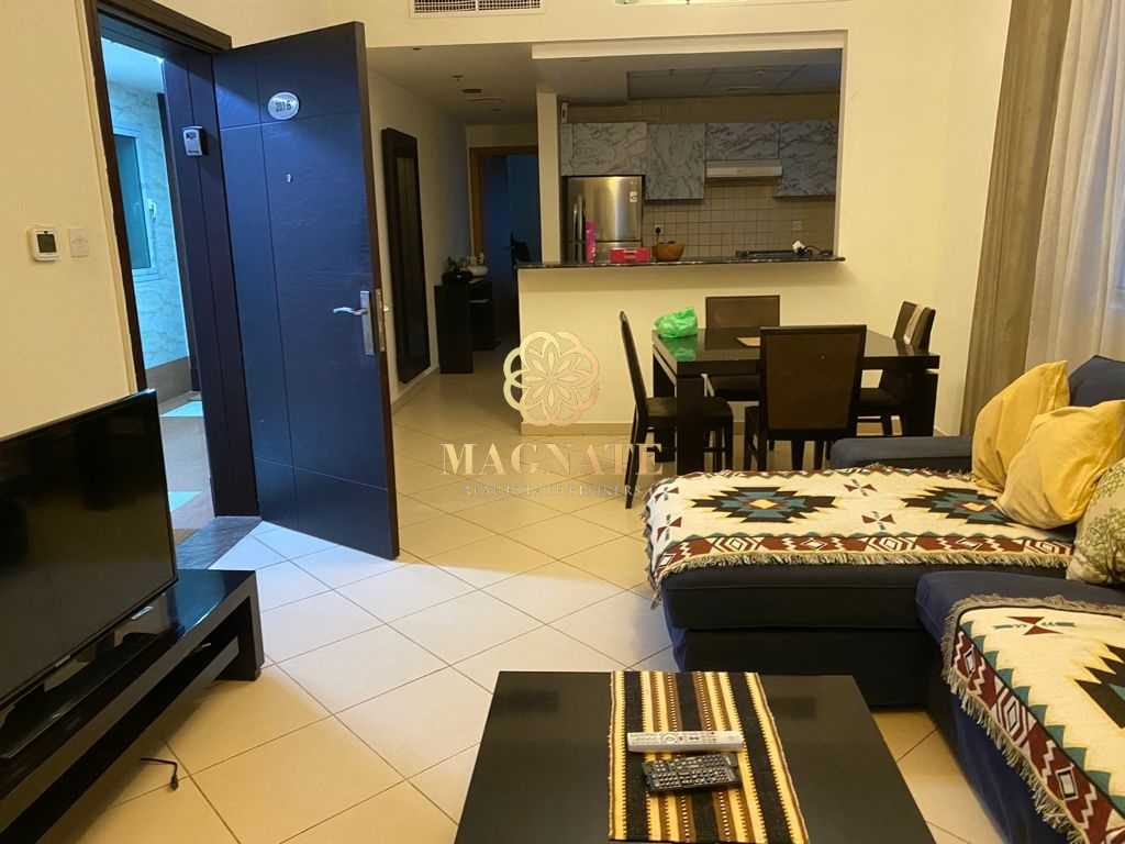 Well Maintained | Furnished 1 Bed | Vacant