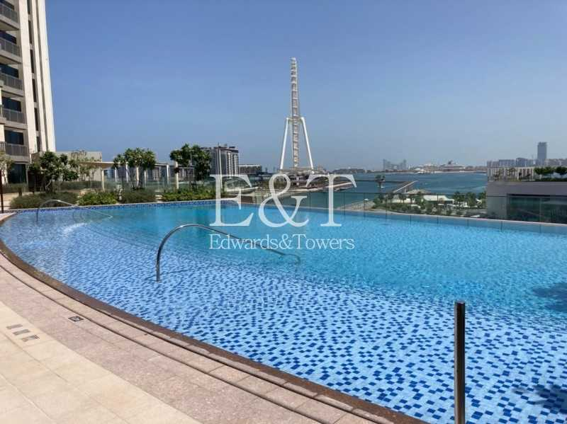 Marina and Sea View | Mid Floor | Ready to View