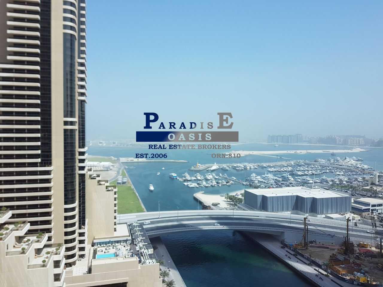 Full Marina View   Unfurnished   High Floor