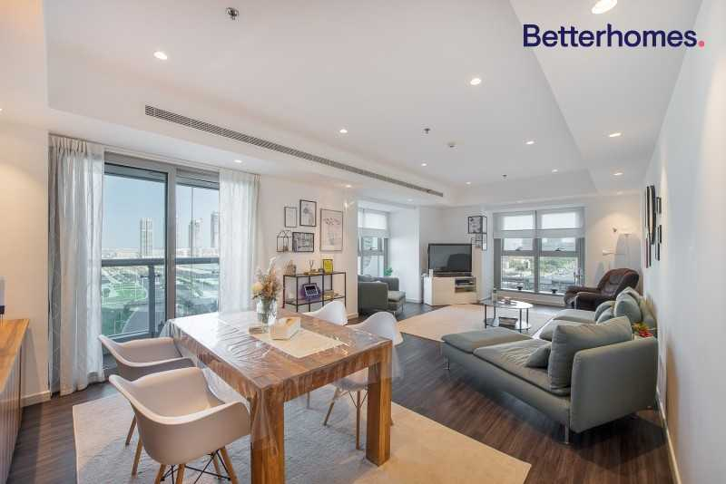 Upgraded | Balconies | Maids room | Sea View