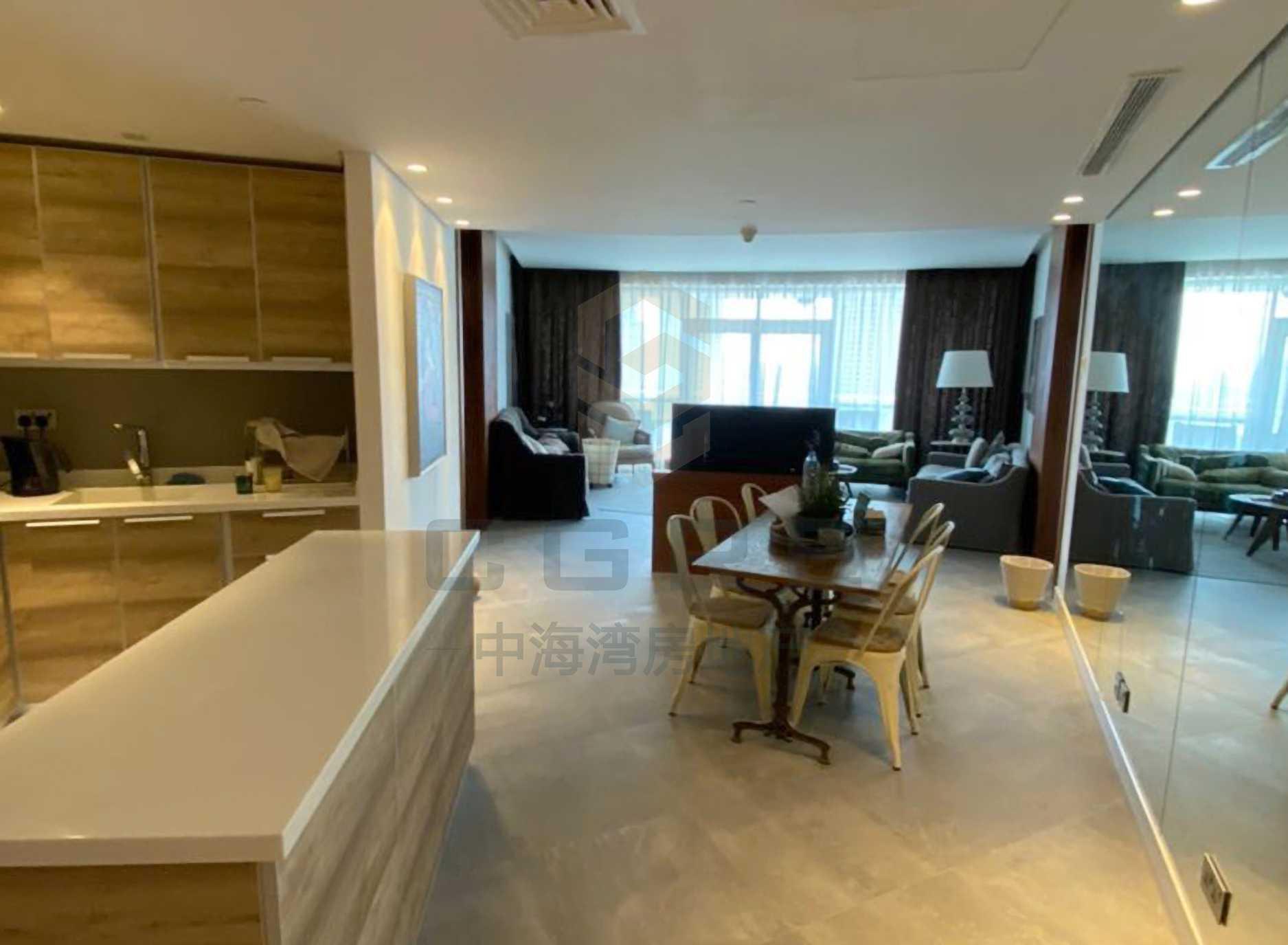2 Bedroom + Maid   Furnished   Marina 12 CHQs